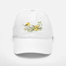 American Goldfinch Baseball Baseball Cap