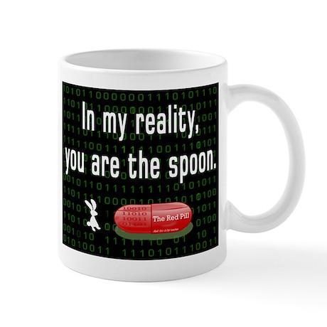 You are the Spoon Mug