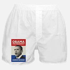 Obama JFK '60-Style Boxer Shorts