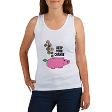 Cool Keep the change Women's Tank Top