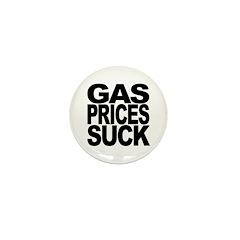Gas Prices Suck Mini Button (100 pack)