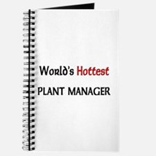 World's Hottest Plant Manager Journal