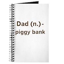 Dad Definition Journal