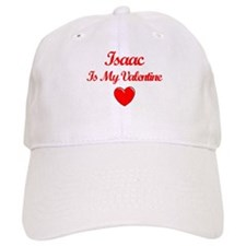 Isaac Is My Valentine Baseball Cap