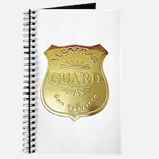 Alcatraz Guard Journal
