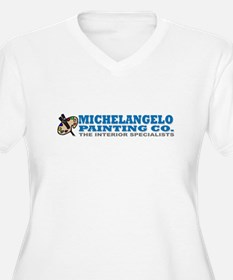 Michelangelo Painting Co. T-Shirt