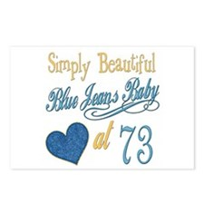 Blue Jeans 73rd Postcards (Package of 8)