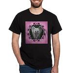 New Chinese Crested Design Dark T-Shirt
