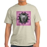 New Chinese Crested Design Light T-Shirt