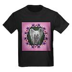 New Chinese Crested Design Kids Dark T-Shirt