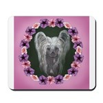 New Chinese Crested Design Mousepad