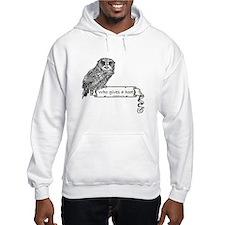 Hoot Owl Hoodie
