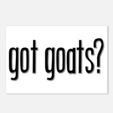 Got Goats? Postcards (Package of 8)