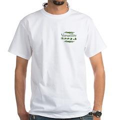 Versatility in green Shirt