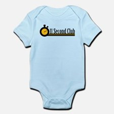 11 Second Club Infant Bodysuit