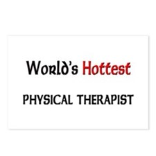 World's Hottest Physical Therapist Postcards (Pack
