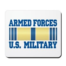 Armed Forces Service Ribbon Mousepad