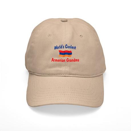 Coolest Armenian Grandma Cap