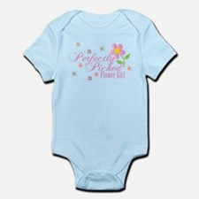 Perfectly Picked Flower Girl Classic Infant Bodysu