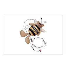 Spelling Bee Postcards (Package of 8)