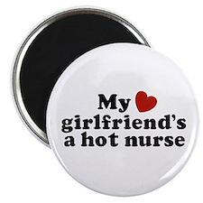 My Girlfriend's a Hot Nurse Magnet