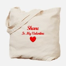 Shane Is My Valentine Tote Bag