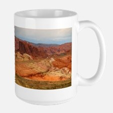 Valley of Fire Mug