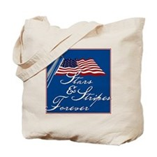 Stars & Stripes Forever - Tote Bag