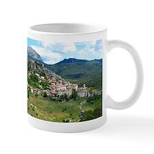 Provence hilltop towns Mug