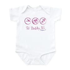 Tri Daddy Tri Infant Bodysuit