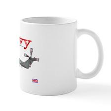 Lynx Royal Navy Helicopter Mug