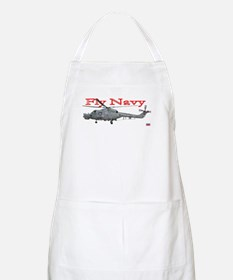 Lynx Royal Navy Helicopter BBQ Apron
