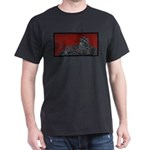 gas mask gunner Dark T-Shirt