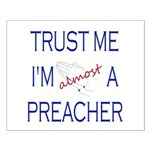 Trust Me...Preacher Small Poster