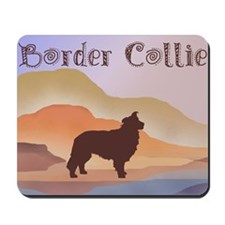 Mountain Mirage Borzoi Mousepad