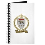 DAMOURS Family Crest Journal