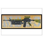 M-203 Large Poster