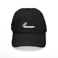 Who Gives a hoot Owl Baseball Hat