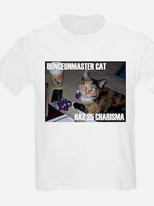 Dungeonmaster Cat T-Shirt