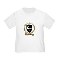 DAROIS Family Crest T