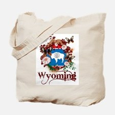 Butterfly Wyoming Tote Bag