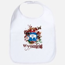 Butterfly Wyoming Bib