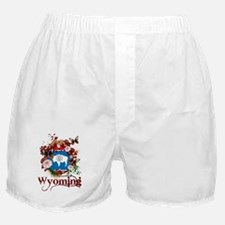 Butterfly Wyoming Boxer Shorts