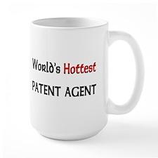 World's Hottest Patent Agent Mug