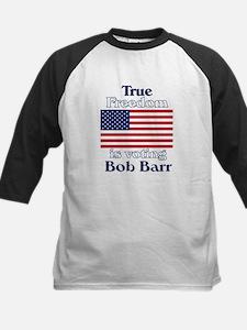 True Freedom Vote Bob Barr Tee