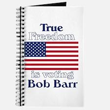 True Freedom Vote Bob Barr Journal