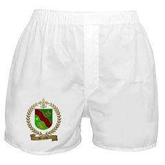 DELARUE Family Crest Boxer Shorts