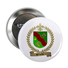 DELARUE Family Crest Button