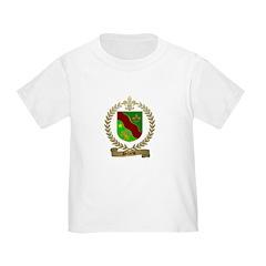 DELARUE Family Crest T