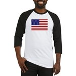Stars and stripes Baseball Jersey